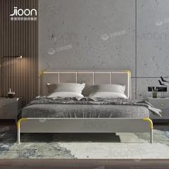 1.8米简欧品牌MJ01BL现代北欧大床