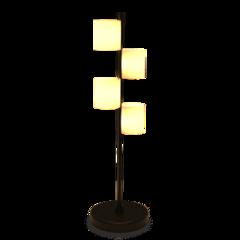 ADOT  简约个性 玉竹台灯 时尚中式现代卧室 客厅台灯 玉竹造型