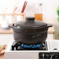 砂锅 炖锅家用煤气小砂锅陶瓷煲汤锅明火耐高温瓦罐汤锅汤煲石锅