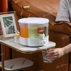 可旋转冷水壶带龙头放冰箱水果茶壶夏家用果汁凉水桶冷泡瓶啤酒桶