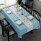 北欧餐桌布防水防油防烫免洗长方形pvc茶几布桌垫布艺书桌ins学生