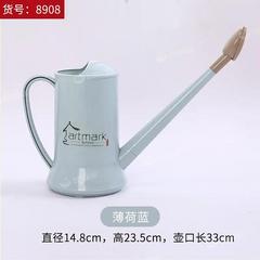铁艺长嘴加厚洒水壶塑料浇花壶