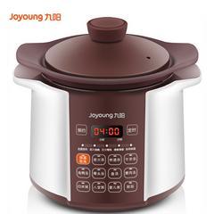 Joyoung/九阳 D-35Z1电炖锅炖盅煮粥煲汤紫砂锅陶瓷全自动家用