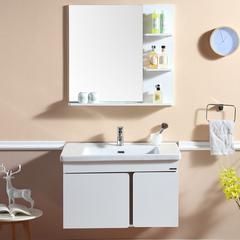 法恩莎卫浴 308套餐(浴室柜FPG3616F-B+座便器+花洒)