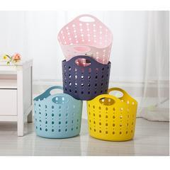 禧天龙7083加厚脏衣篮玩具收纳大号38.5L颜色随机