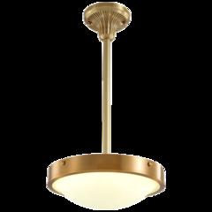 艾特丽全铜灯  卧室书房餐厅全铜吸顶灯-6845