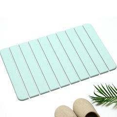 硅藻泥浴室防滑吸水垫脚垫