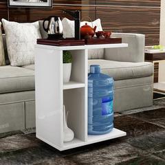 创意简约小户型可移动小茶几客厅边几沙发边桌多功能功夫茶桌带轮