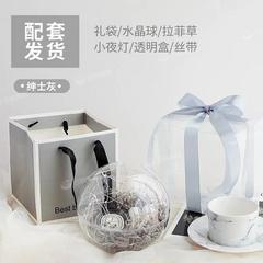 ins风礼物盒送男女朋友闺蜜网红精美口红生日礼盒创意包装礼品盒