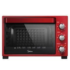 美的(Midea) 超大容量多功能烘焙家用电烤箱 T3-321C
