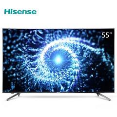 海信(hisense) HZ55A65 55英寸 4K超高清 平板电视 VIDAA智能