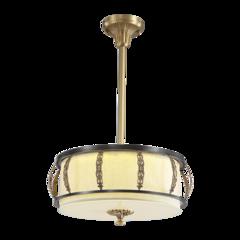 艾特丽全铜灯  卧室书房餐厅全铜吸顶灯-6846