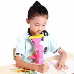 写字防近视坐姿矫正器儿童小学生用视力保护器纠正姿势支架预防近