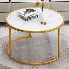 小茶几花几沙发边几轻奢小圆桌子客厅简约迷你小户型家用床头边桌