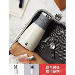 摩飞便携式烧水壶小型家用一体全自动不锈钢旅行迷你宿舍电热水壶