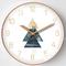 钟表客厅家用创意时尚现代简约挂钟北欧个性挂表卧室静音挂墙时钟