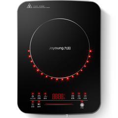 九阳(Joyoung)电磁炉家用大火灶全屏触摸3D火电磁灶配带汤锅 C22-3D1
