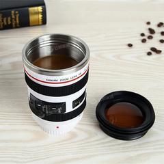 便携潮流相机水杯学生水杯礼品杯个性水杯咖啡杯随手杯创意保温杯