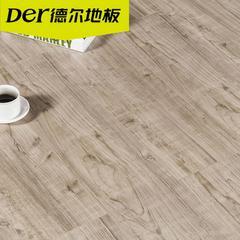 德尔地板 欧式强化复合地板 无醛芯德系地板芯尚系列 适合地暖 DN4004