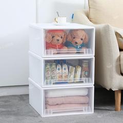 羡洁抽屉式收纳箱塑料衣柜收纳盒衣服储物箱衣物整理箱子收纳神器