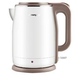 九阳(Joyoung) K15-F5电热水壶开水煲 304不锈钢家用保温1.5L