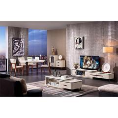 FF现代简约电视柜茶几餐台餐椅成套家具 598#