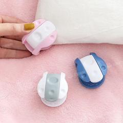 被子固定器防跑安全无针隐形家用四角棉被罩订床单扣被套防滑神器