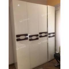 四门烤漆衣柜 自提免运费
