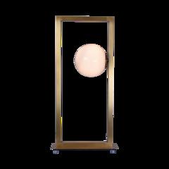 阿克汀后现代-全铜落地灯-DT20509