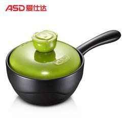 爱仕达 韩式彩色陶瓷煲(绿)-RXC15B1WG