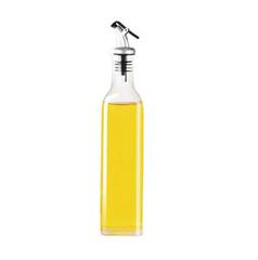 油壶玻璃家用厨房用品油瓶防漏大号醋壶小油罐酱醋瓶调料瓶油壶单支