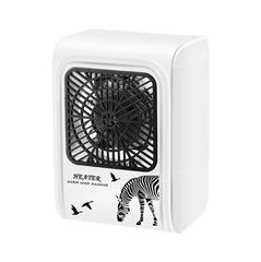 冬季暖风机办公室桌面小型电暖气家用卫生间节能省电小太阳取暖器