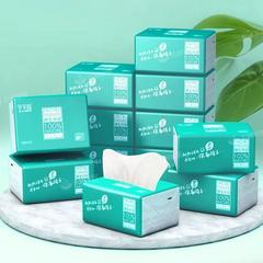 原木抽纸家庭装整箱批发300张妇婴级纸巾家用面巾餐巾纸