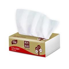 亲爽金装原木抽纸巾餐巾纸面巾纸纸抽卫生纸