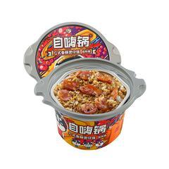 自嗨锅少年派同款速食懒人自热米饭煲仔饭 230/桶
