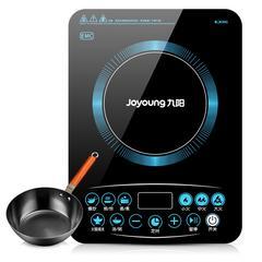 九阳(Joyoung) C22-L2E 黑 触摸黑晶面板 电磁炉