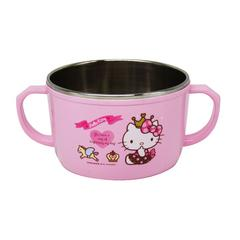 Hello Kitty不锈钢碗