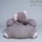 PAPAHUG儿童懒人沙发男孩独角兽布艺卧室小礼物宝宝网红毛绒坐垫