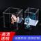 高透明亚克力板展示盒手办车模型收纳人偶玩具防尘罩盒子