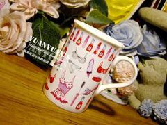 澳大利亚CVD绝版优质骨瓷咖啡杯蛋糕比基尼马克杯水杯子礼物 2款