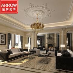 箭牌瓷砖 客厅全抛釉大地砖 ACS526080P 耐磨防滑