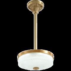 艾特丽全铜灯  卧室书房餐厅全铜吸顶灯-6844