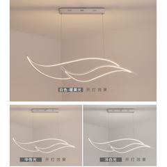力天吊灯ZHJ-G-8866/无极/白/暖