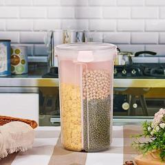 米桶家用20斤厨房储米箱米缸面粉桶密封桶防潮防虫五谷杂粮收纳罐