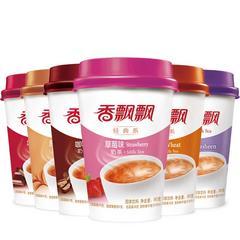 香飘飘奶茶杯装奶茶代餐早餐下午茶奶茶粉 冲饮品80g/杯
