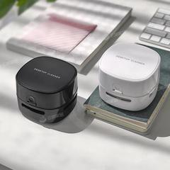 迷你桌面吸尘器橡皮擦学生便携电动清洁屑渣小型充电吸橡皮擦屑机