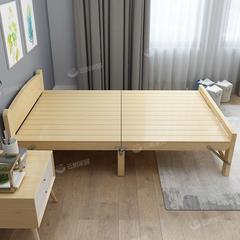 可折叠床单人床家用成人简易经济型实木出租房小床双人午休床