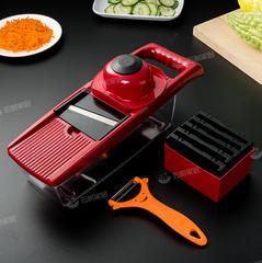 家用多功能切菜器万能切丝刨丝刮丝擦丝器萝卜土豆丝厨房切菜神器