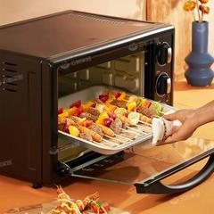 格兰仕烤箱家用烘焙烧烤多功能全自动小型30升大容量电烤箱GM30