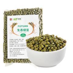 生态绿豆1kg  冰糖400g 消暑组合